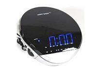 Часы-будильник с радио-приемником  YJ-382