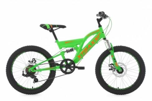 Велосипед KS Cycling XtraXX 20 Gruen