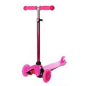 Трехколесный самокат iTrike Scooter BB 3-013-4-H Pink