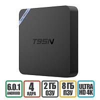 Приставка Андроид смарт тв приставка TV Box Mini M8S Pro T95N 2/8G