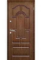 Дверь входная с ковкой №7 модель 135