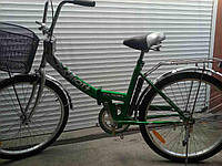 """Складаний Велосипед Салют+24"""", фото 1"""