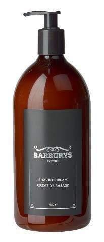 Крем для гоління Barburys 1000мл.