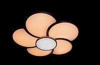Светодиодная LED люстра в форме цветка