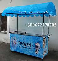 """Тележка """"Frozen"""" для мороженого"""
