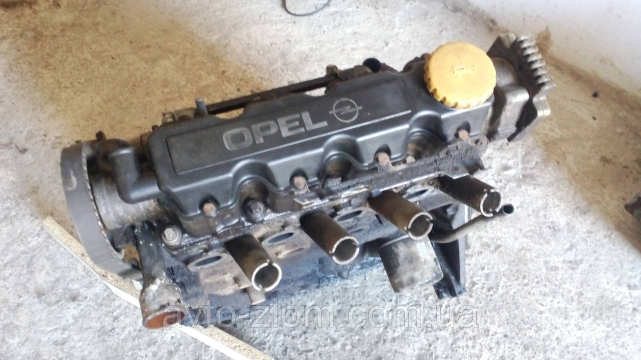 Мотор Opel 1.6 8V. X16SZR.