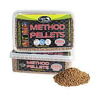 Метод пеллетс Method Pellets Carp Zone 2mm 600g