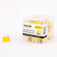 Набор предохранителей Solar AF316 (20А)
