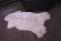 """Шкура овечья """"Великан"""", белая, размер 1.4 х 0.9 м"""