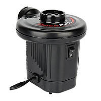 Электрический насос для надувания Intex 66620 3 насадки, 600 л/мин, 220-240 V, фото 1