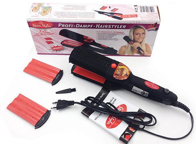 Утюжок для Волос 2 в 1 Profi Dampf Hairstyler