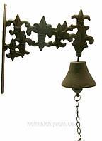 Колокольчик дверной чугунное литье код 27081