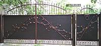 Кованные ворота 12830