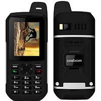 Защищенный телефон Land Rover WE-S8 Black