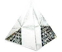 """Статуэтка Пирамида хрустальная """"Египет"""""""