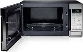 Как подобрать тарелку для микроволновой печи.