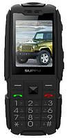Защищенный телефон Land Rover X6000 (Suppu X6) Black пыленепроницаемый