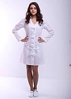 Женский медицинский халат № 123, фото 1
