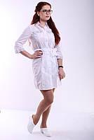 Женский медицинский халат № 165, фото 1