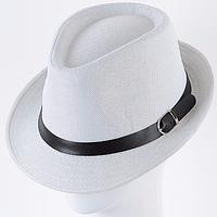 Белая шляпа Челентанка