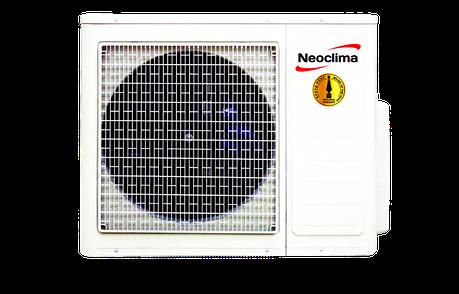Наружный блок для мультисплитсистем Neoclima NU-3M27AFIe, фото 2