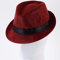 Шляпа из соломы для ребенка Челентанка