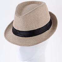 Шляпа соломенная для ребенка Челентанка