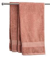 Рушник KARLSTAD 70x140см рожевий Kr.G