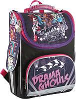 Ранец школьный каркасный KITE 2014 Monster High 501-1 (MH14-501-1K)