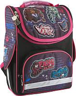 Ранец школьный каркасный KITE 2014 Monster High 501-2 (MH14-501-2K)
