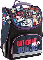 Ранец школьный каркасный KITE 2014 Monster High 501-3 (MH14-501-3K)