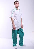 Мужской медицинский костюм № 176