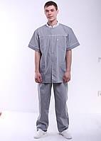 Мужской медицинский костюм № 62