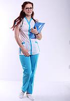 Женский медицинский костюм № 157, фото 1