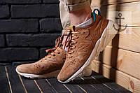 Мужские кроссовки New Balance 580 🔥 (Нью Баланс) коричневый