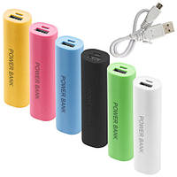 Комплект: корпус Power Bank + 18650 аккумулятор + USB кабель