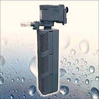 Sun-Sun (Сан-Сан) Фильтр для аквариума Jialu Hj-1122 В 18W Hmax 1,7м 1400л-ч регулятор (4 стакана)