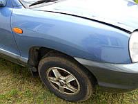 Крыло переднее правое для Hyundai Santa Fe 1 SM 2000-2006