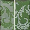 Водоотталкивающая ткань арт.1625 серебро-зеленый, Ш1,5 м.