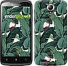 """Чехол на Lenovo S820 Банановые листья """"3078c-52"""""""