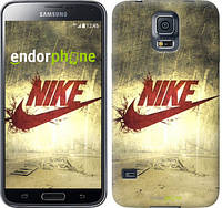 "Чехол на Samsung Galaxy S5 Duos SM G900FD Nike 8 ""1025c-62"""