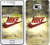 "Чехол на Samsung Galaxy S2 Plus i9105 Nike 8 ""1025c-71"""
