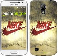 "Чехол на Samsung Galaxy S4 mini Duos GT i9192 Nike 8 ""1025c-63"""