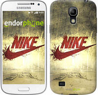 "Чехол на Samsung Galaxy S4 mini Nike 8 ""1025c-32"""