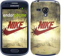 "Чехол на Samsung Galaxy S3 mini Nike 8 ""1025c-31"""