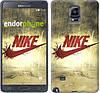 "Чехол на Samsung Galaxy Note 4 N910H Nike 8 ""1025c-64"""