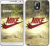 "Чехол на Samsung Galaxy Note 3 N9000 Nike 8 ""1025c-29"""