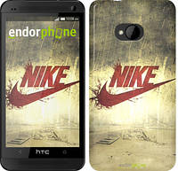 "Чехол на HTC One M7 Nike 8 ""1025c-36"""