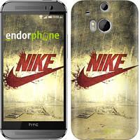 """Чехол на HTC One M8 dual sim Nike 8 """"1025c-55"""""""