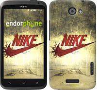 "Чехол на HTC One X+ Nike 8 ""1025c-69"""